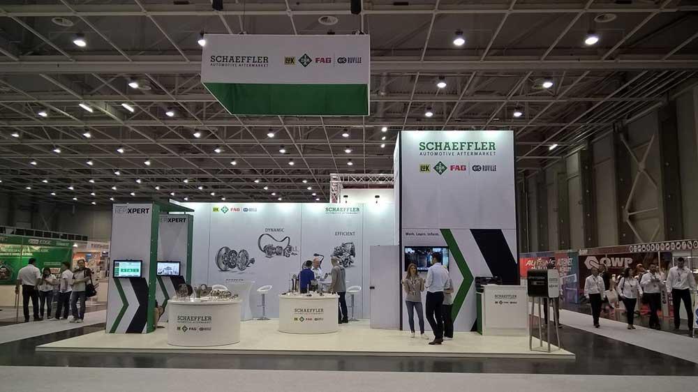schafeffler exhibition stand