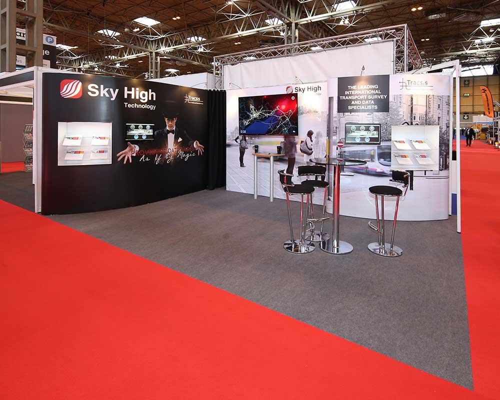 exhibition stands Sky High