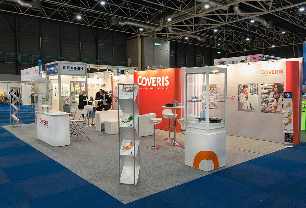 exhibition stands coveris