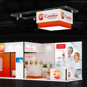 exhibition design and build