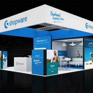 exhibition booth designer