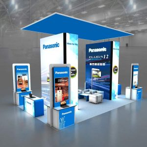 exhibition stand hire