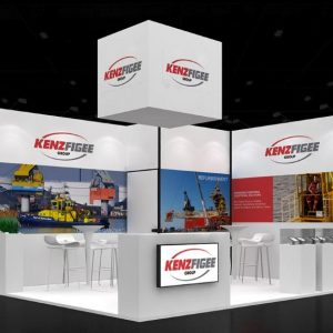 outdoor exhibition stands