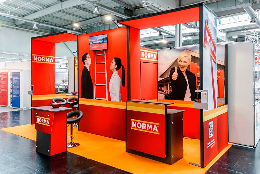 D Printing Exhibition Europe : Exhibition stand design hire and build expo display service