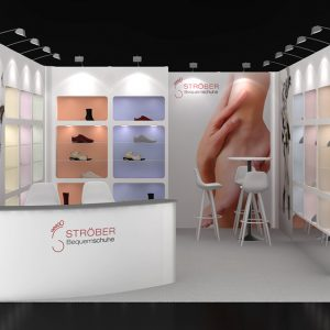 stand for exhibition