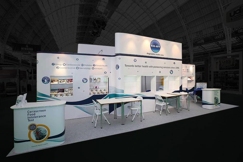 Exhibition Stands BHR