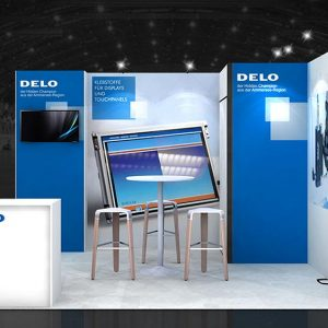 small exhibition stand ideas