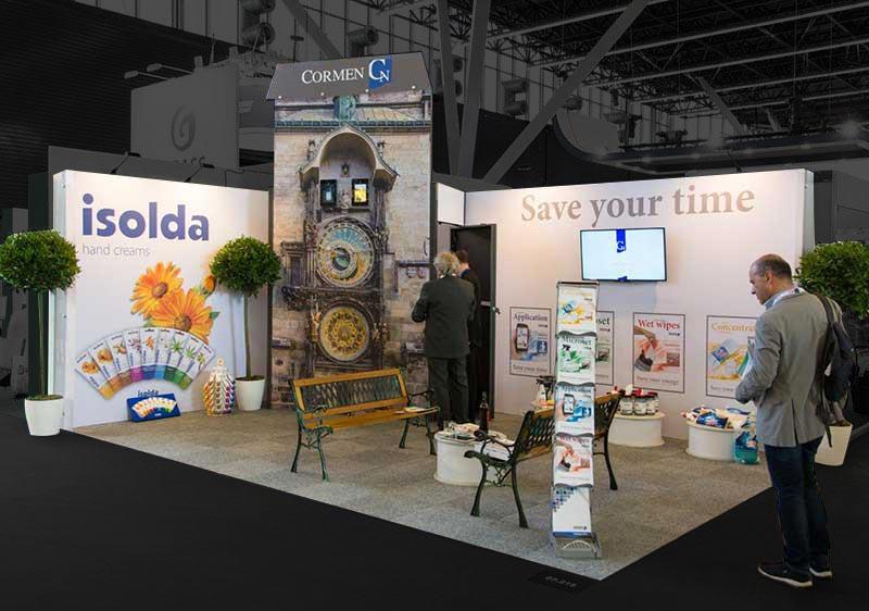 Exhibition Stands Isolda