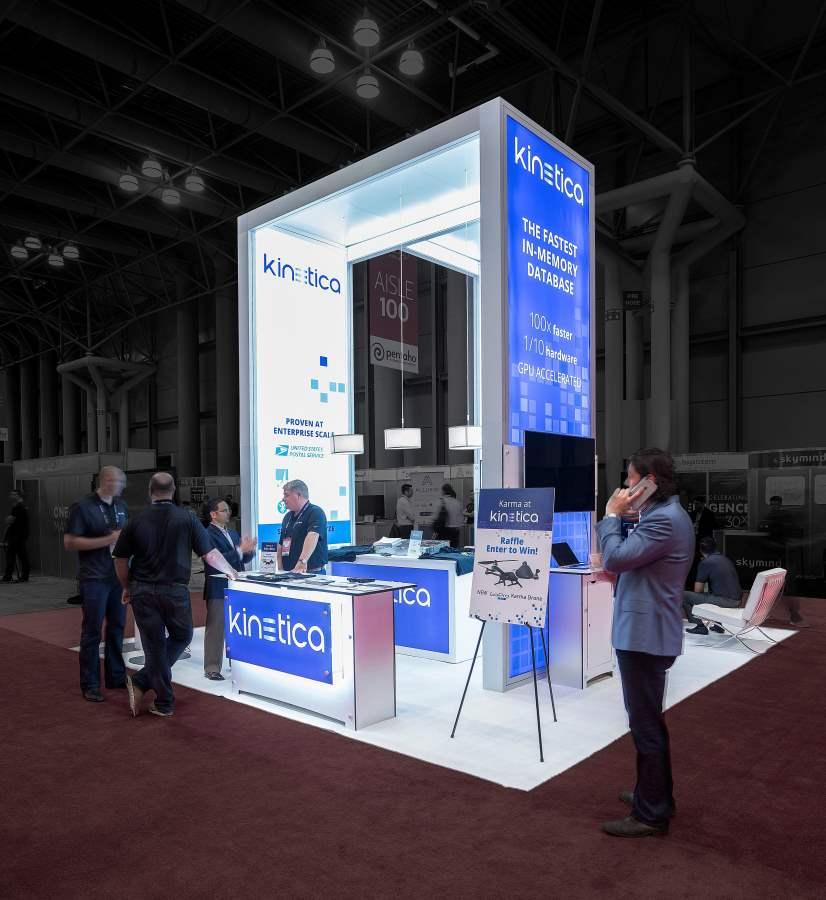 exhibition booth design company