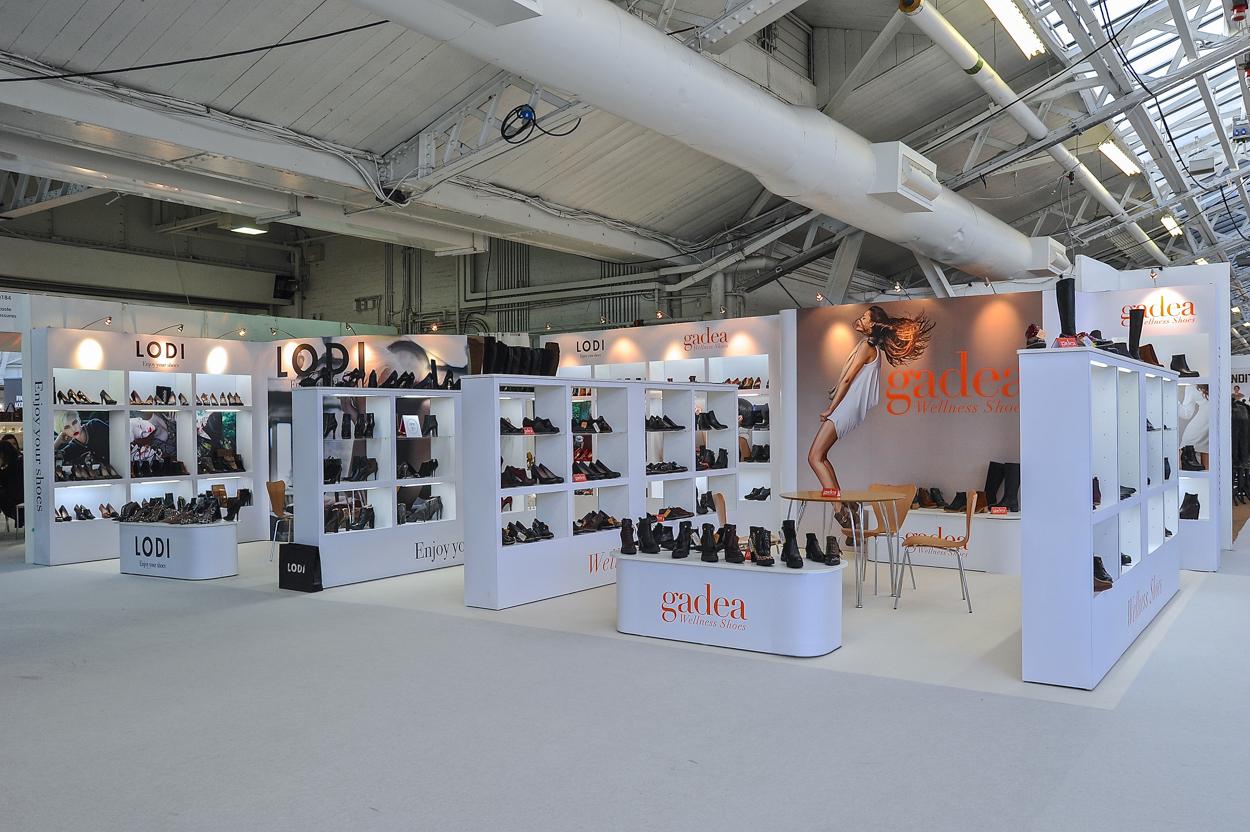 exhibition booth designer
