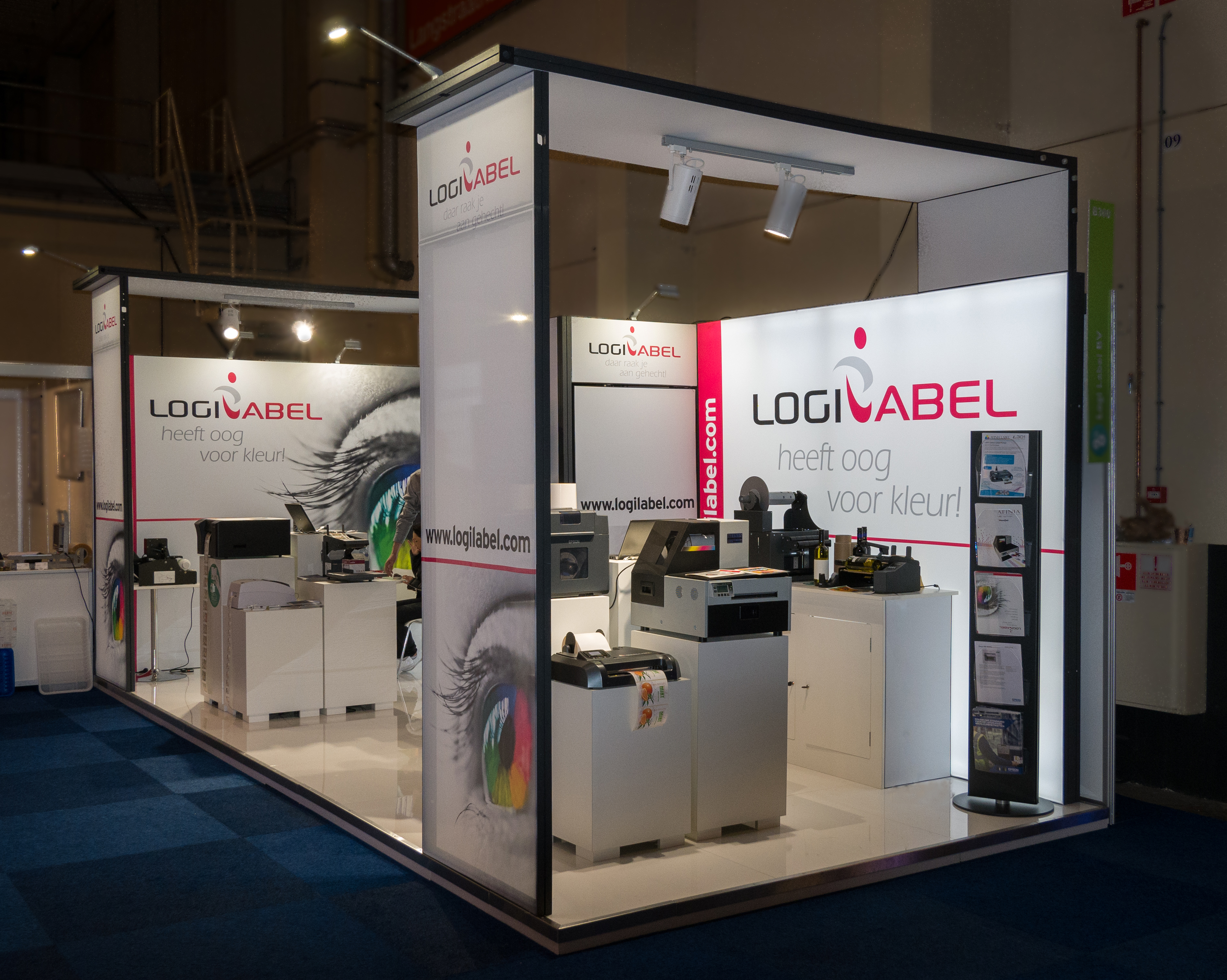 trade show booth manufacturers