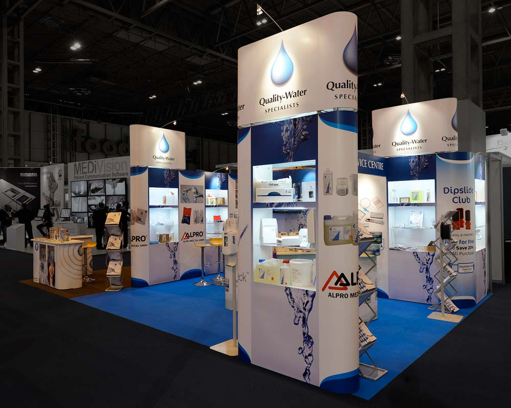 Exhibition Stands Quality Water