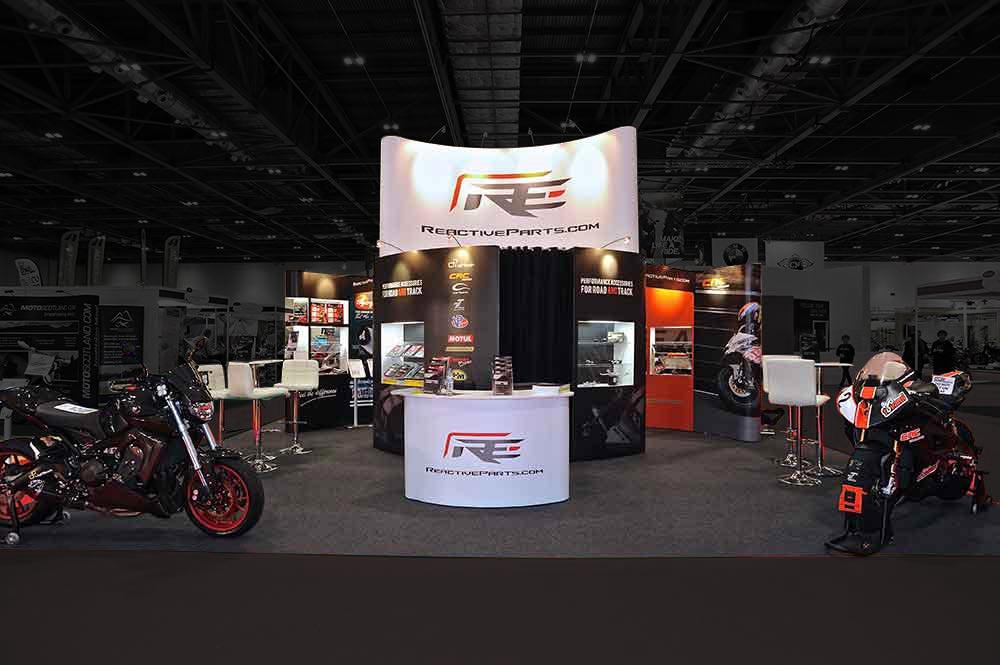 Exhibition Stands Reactiveparts