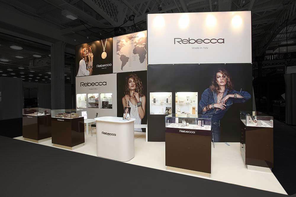 Exhibition Stands Rebecca
