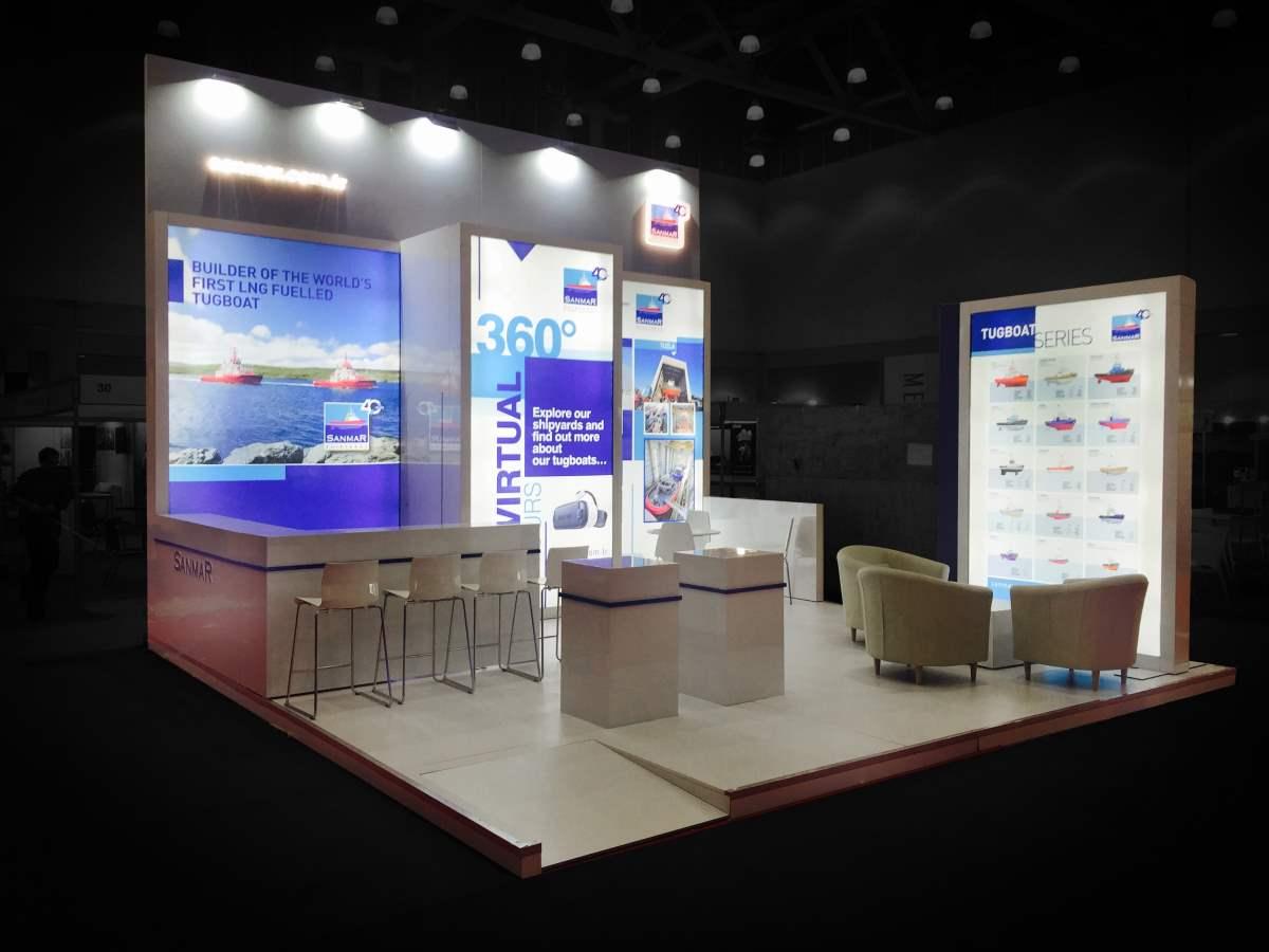 exhibition stand ideas
