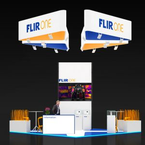 simple exhibition booth design