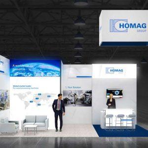 exhibition graphic design