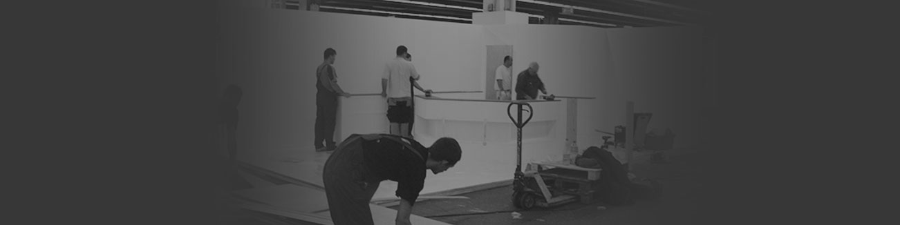 exhibition booth construction