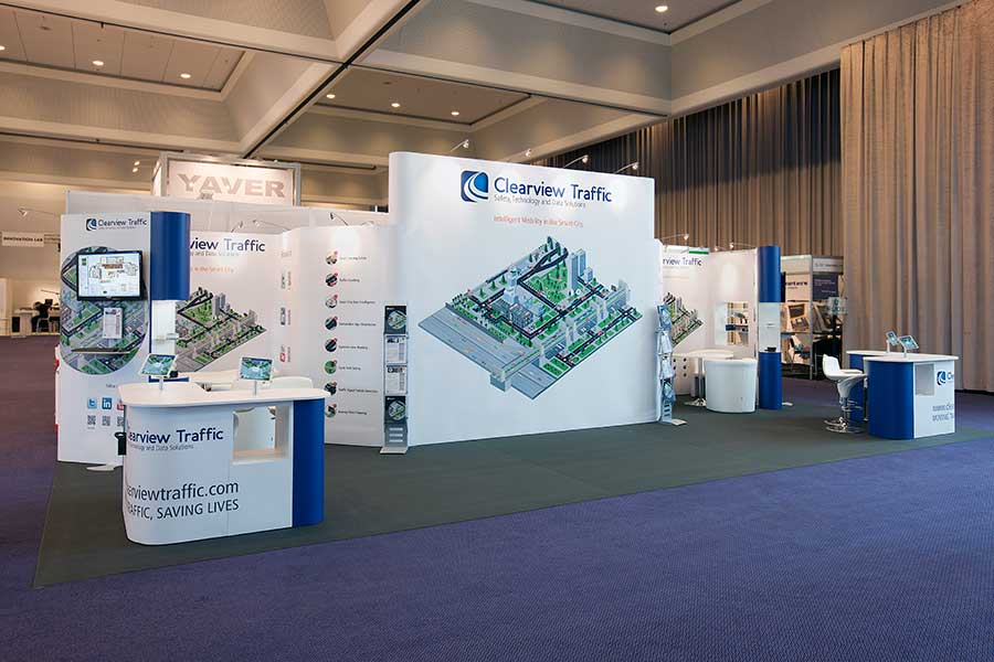 exhibition stands clearview