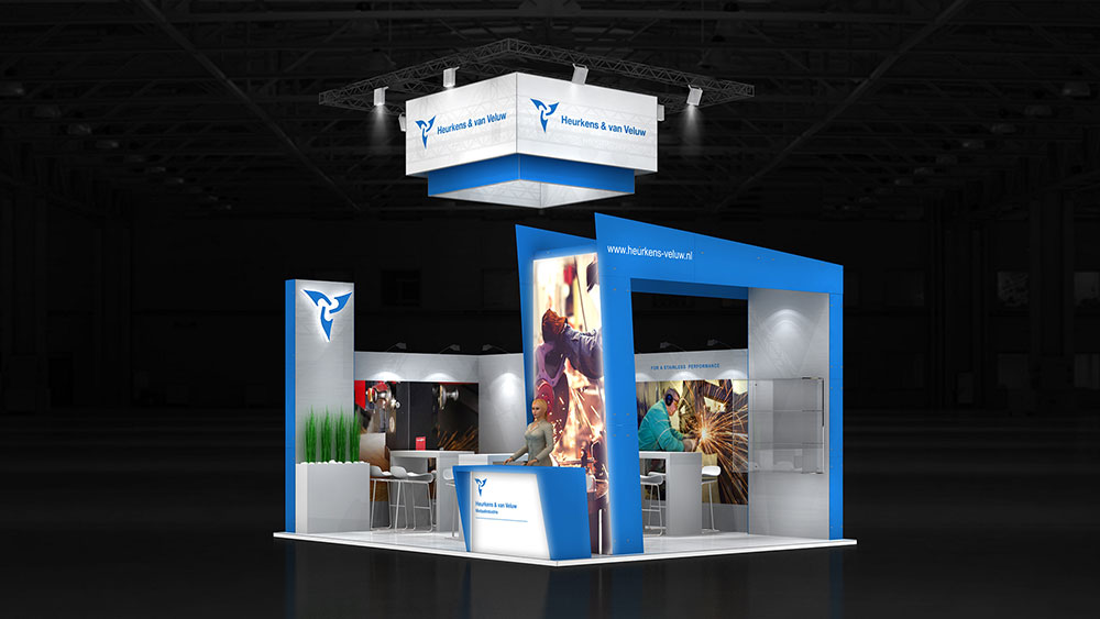 Small Exhibition Stand Sizes : Exhibition stands sq meters medium size