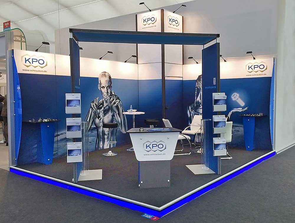 exhibition stands kpo