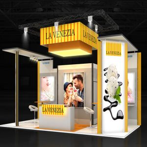 creative exhibition stands