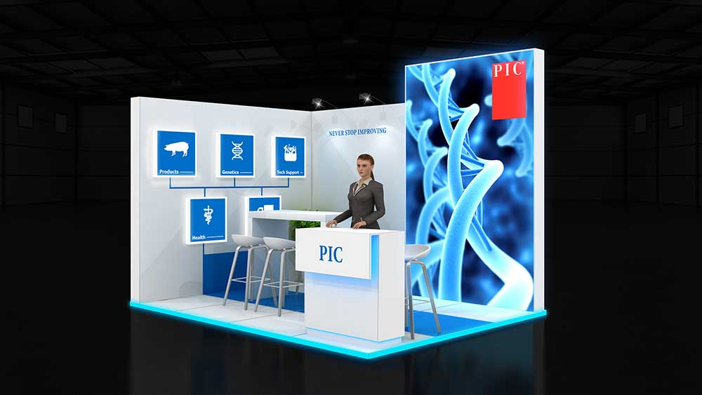 Exhibition Stall Hire : Hire exhibition stands upto sq meters with all