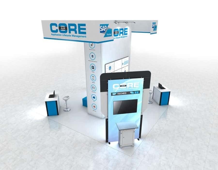 exhibition stand rental