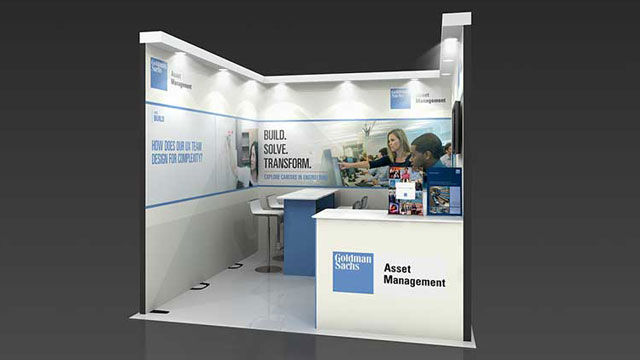 Exhibition Stand Marketing Ideas : M row exhibition stands re