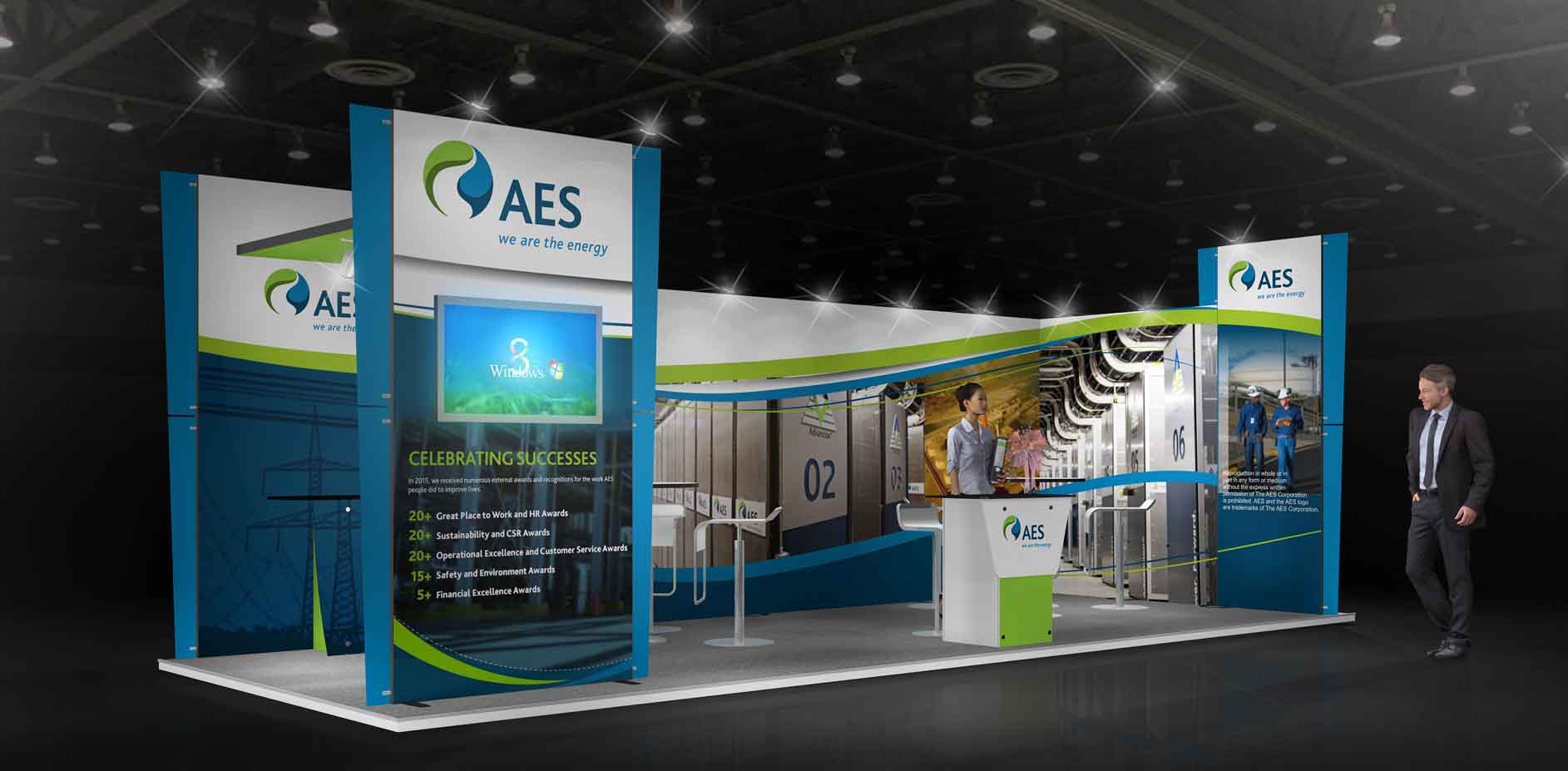Exhibition Stand Builders Es : M corner exhibition stand stands