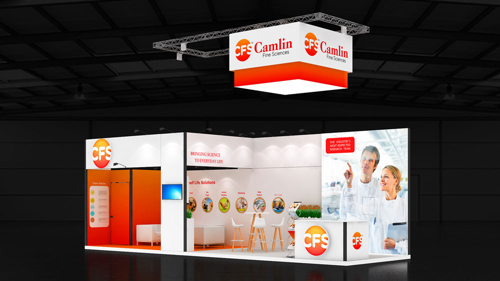 exibition stand