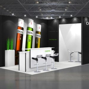 custom exhibition stands