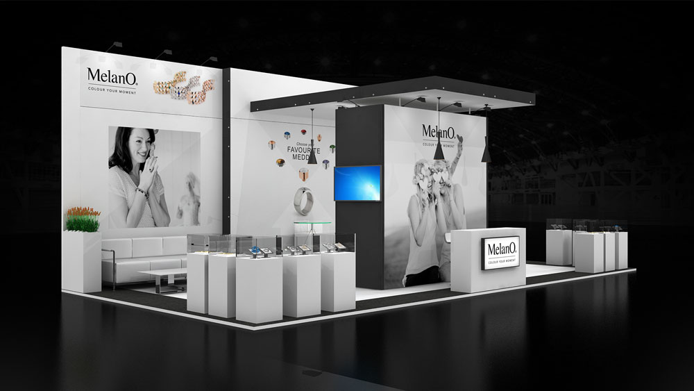 exhibition stand design and build