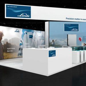 exhibition stand rental