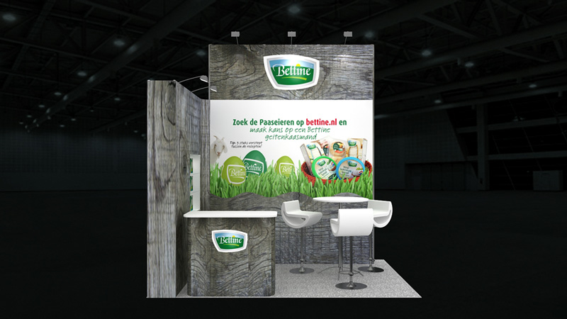 Exhibition Stand Builders Sus : M corner exhibition stands
