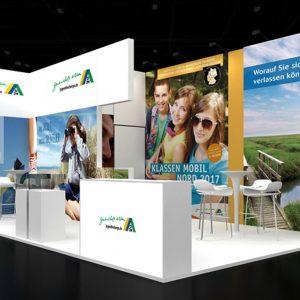 advantages of exhibition