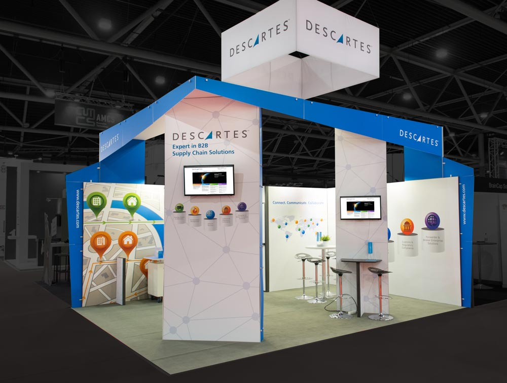 Exhibition Stands Descartes