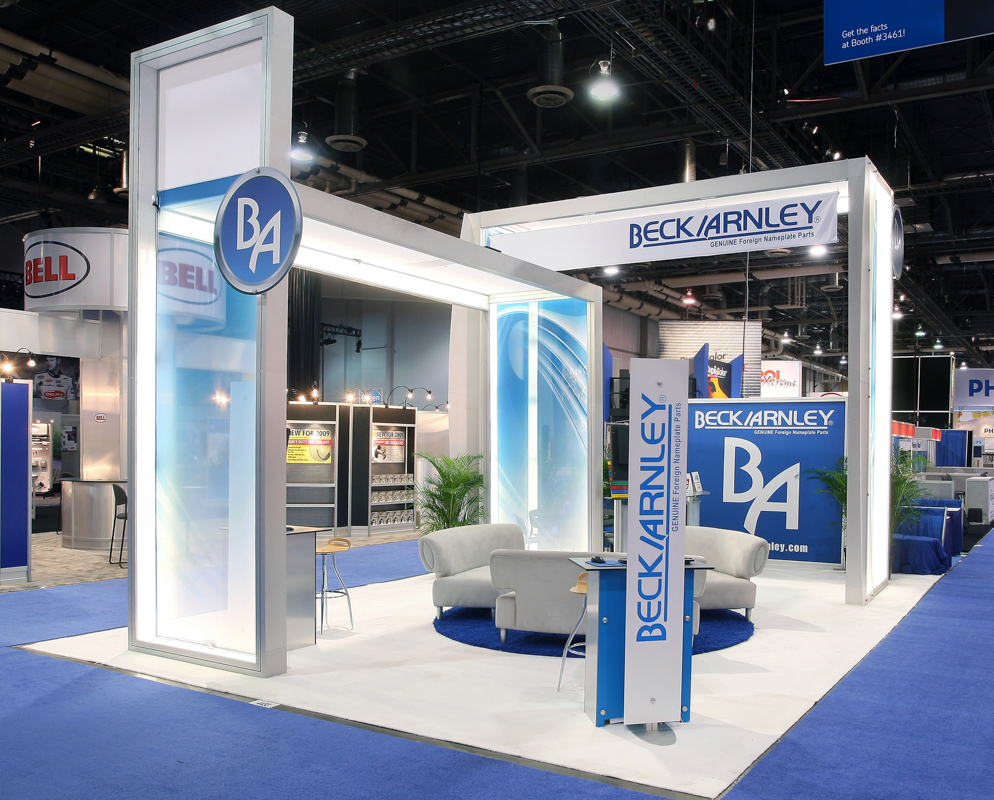 Exhibition Stand Inspiration : View our exhibition stands design portfolio expo display