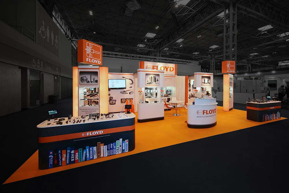 Exhibition Stands Floyd