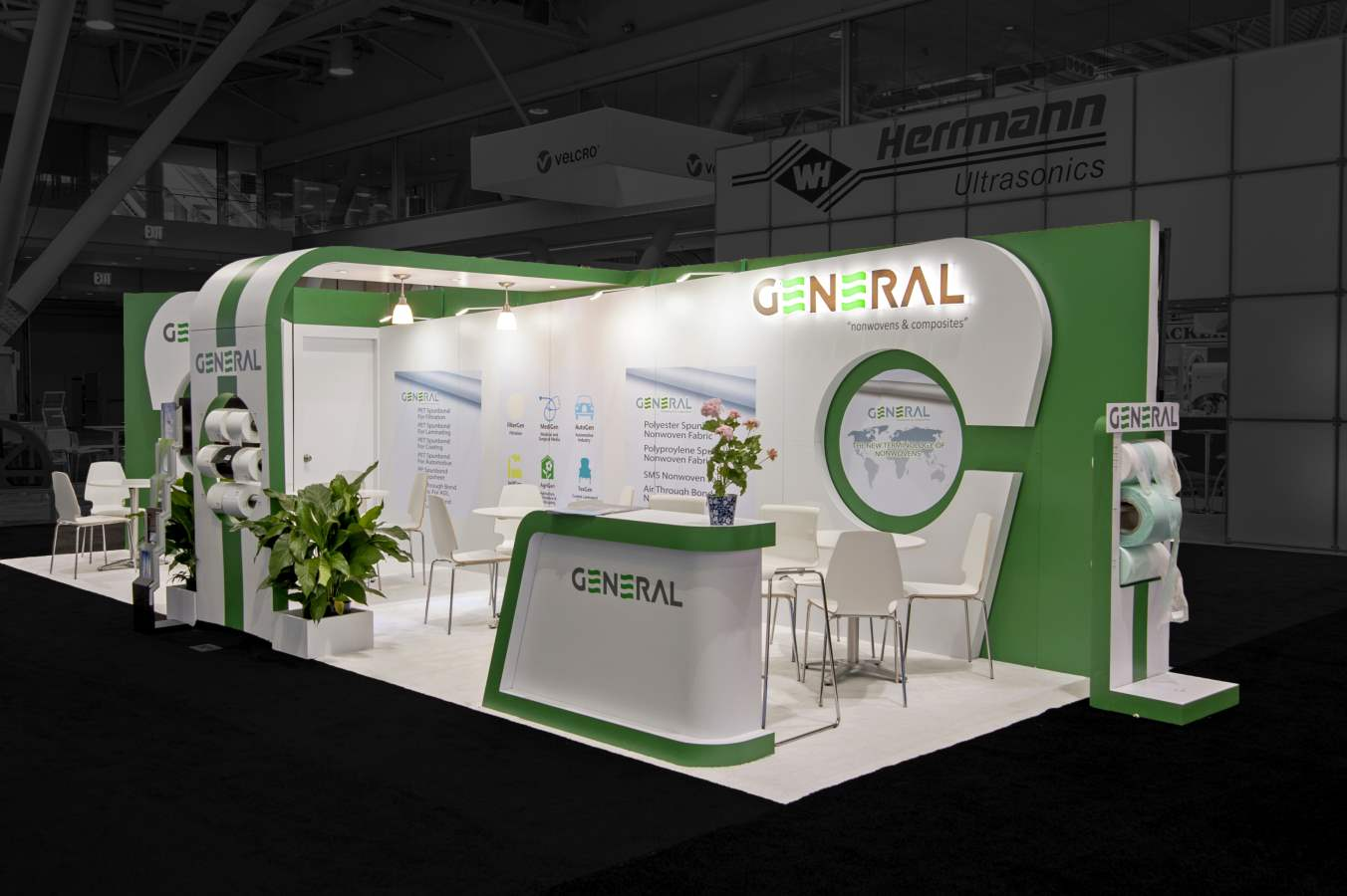 View Our Exhibition Stands Design Portfolio Expo Display