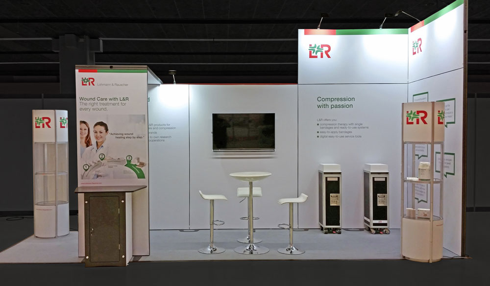 Exhibition Stands Lohmann Rauscher