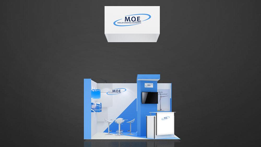 Modular Exhibition Stands Xbox : 4x4m corner exhibition stands 16 m2 exhibition stands re4x4 009 eds