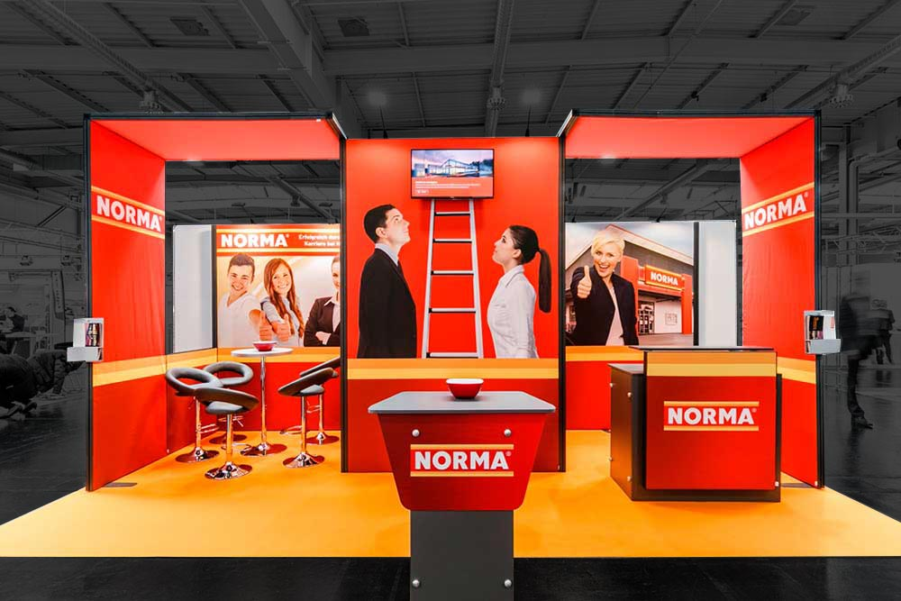 Exhibition Stands Norma