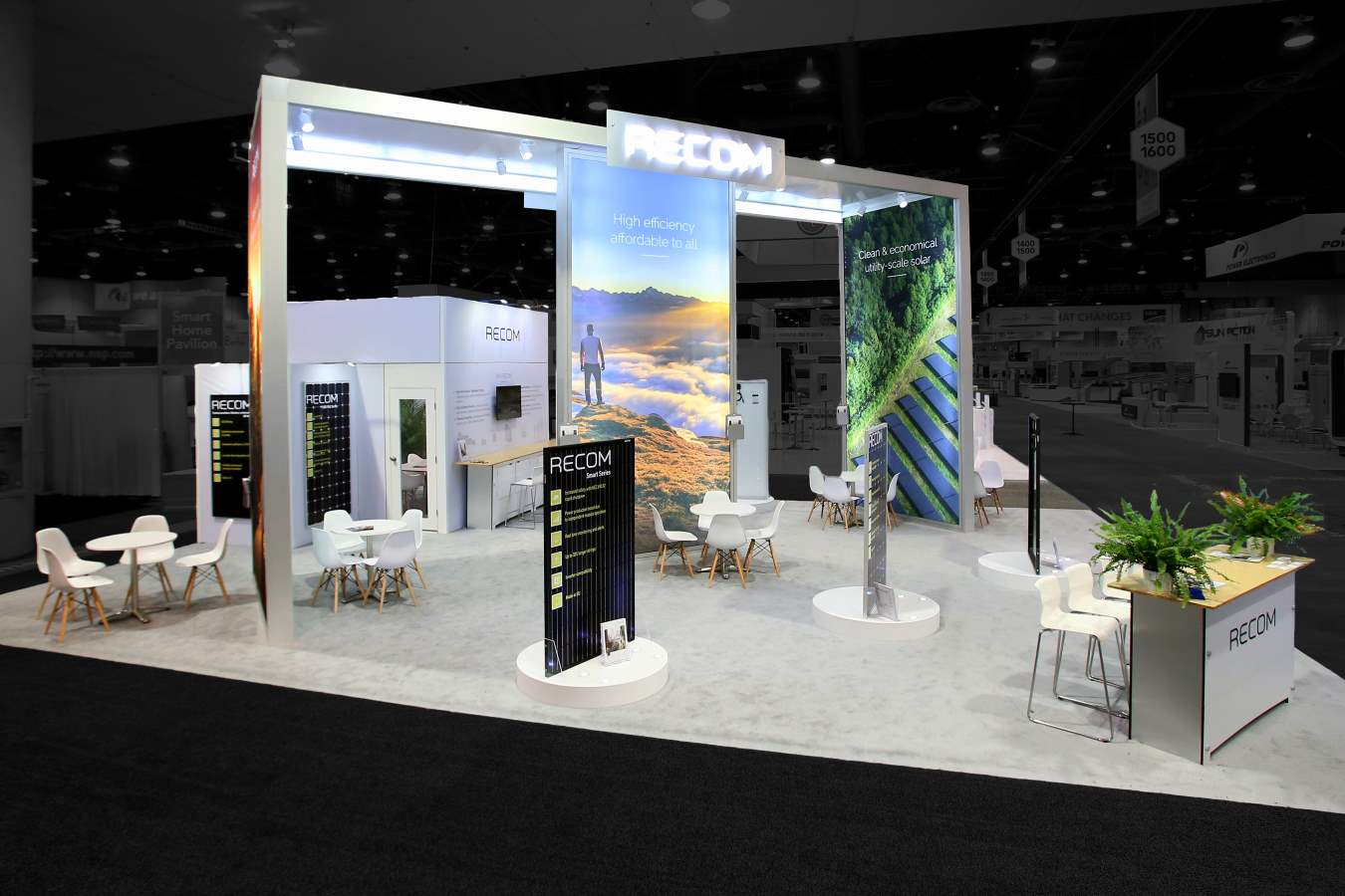 Expo Exhibition Stands Group : View our exhibition stands design portfolio expo display