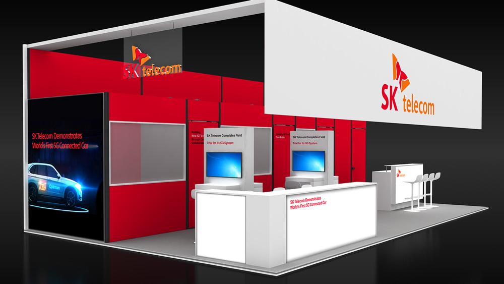 Corner Exhibition Stands Kit : M two corner exhibition stands m exhibition stands re