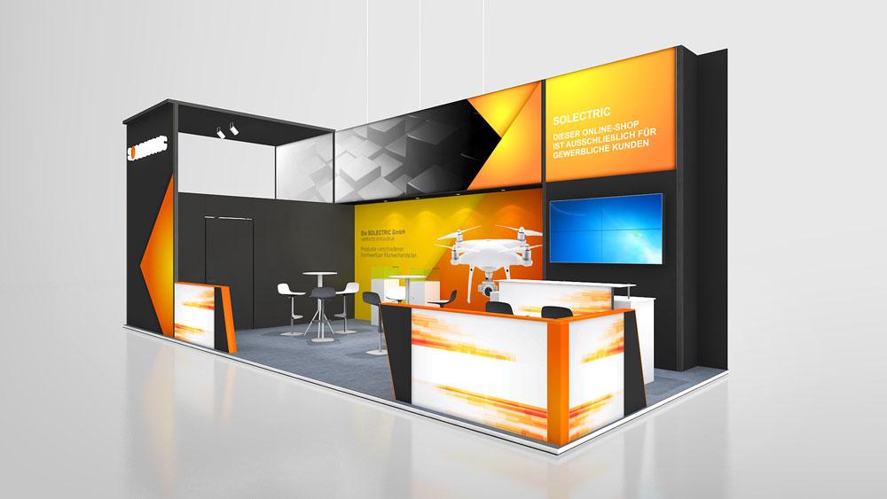 Corner Exhibition Stands Jojo : M corner exhibition stands