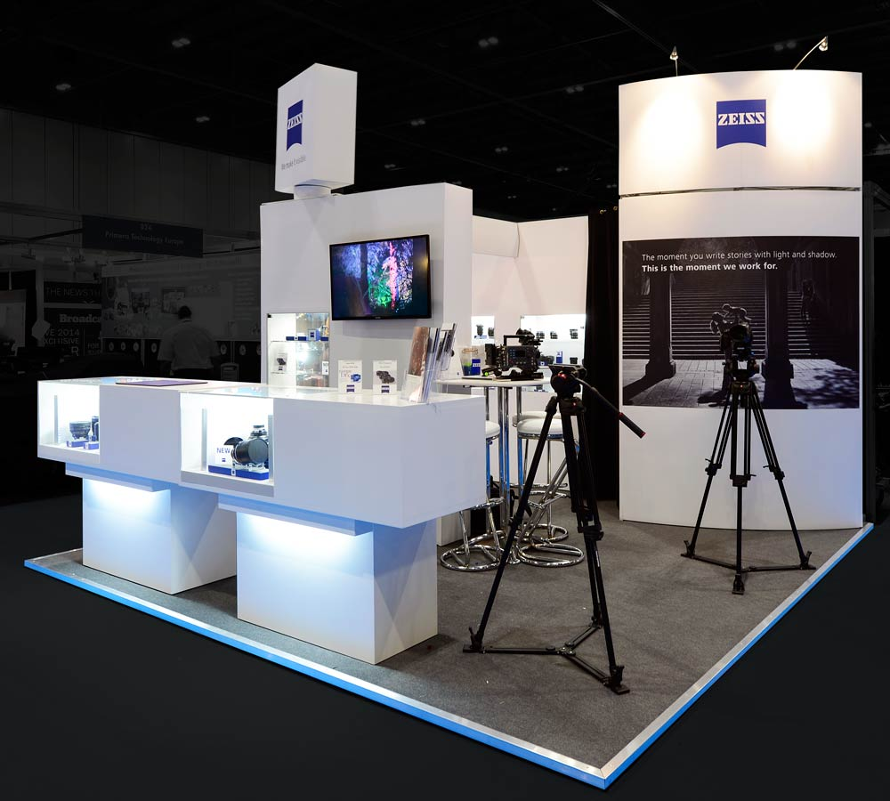 Exhibition Stands ZEISS