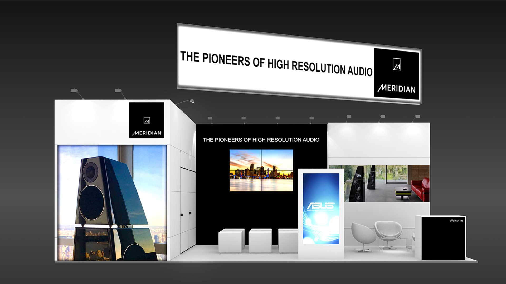 creative ideas for exhibition stands