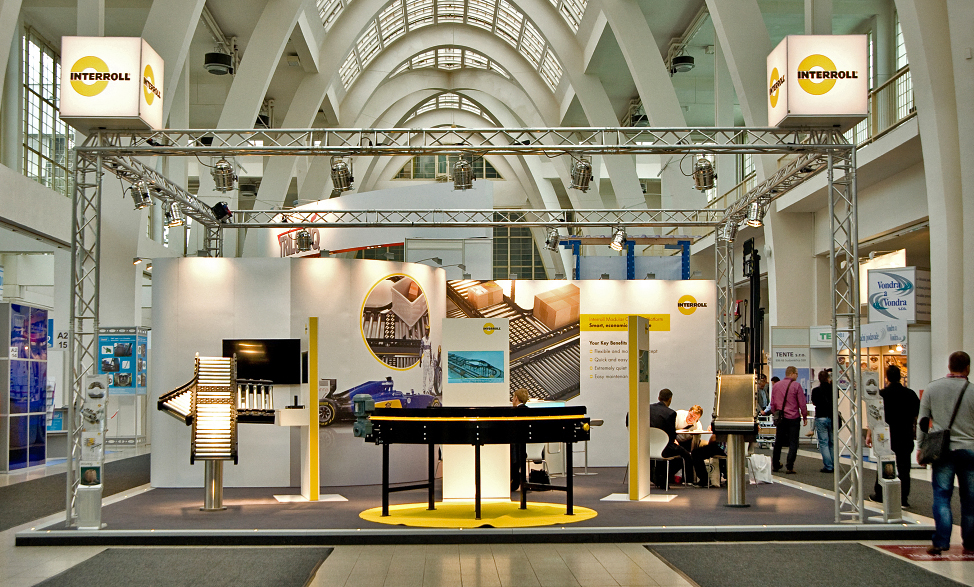 Exhibition Stands interroll