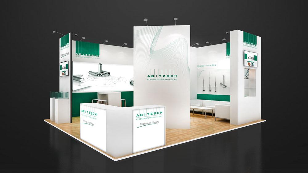 exhibition display ideas